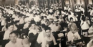 Ybor City Cigar Factory Workers