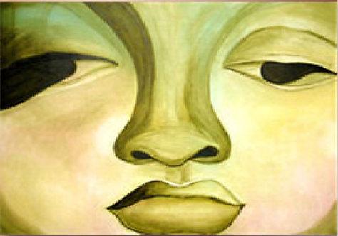 Print - 'Buddha'