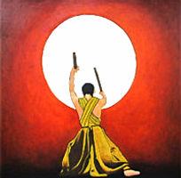 April Paige Asian Paintings