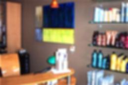 April Paige La Nouveau Salon Display