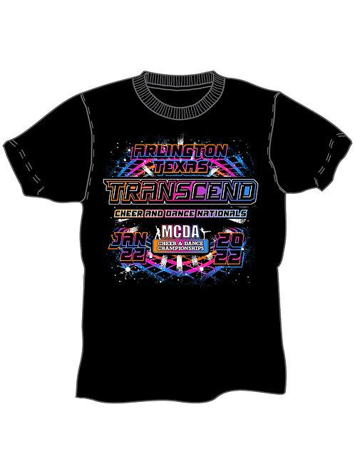 Transcend Arlington 2022 Event Shirt