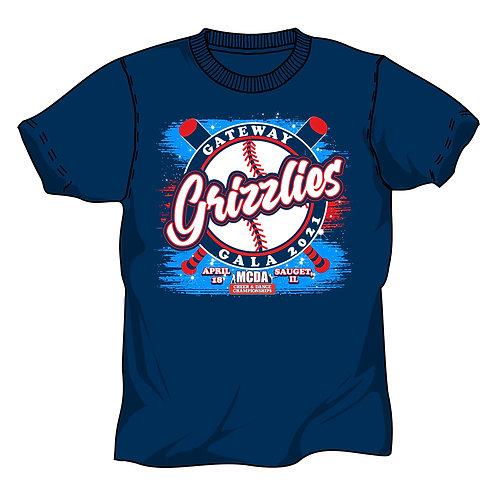 Gateway Grizzlies Gala 2021 Event Shirt