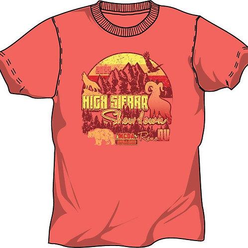 High Sierra Showdown 2022 Event Shirt