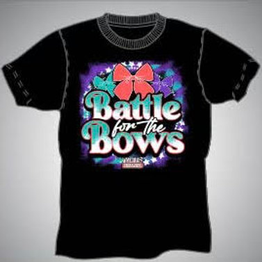 Battle for the Bows Branson Mo 2021 Event Shirt