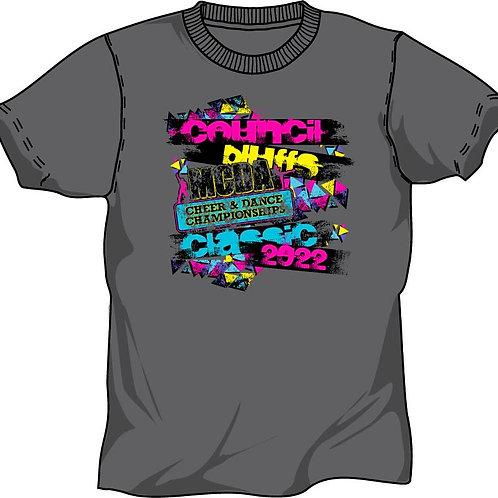 Council Bluffs Classic 2022 Event Shirt