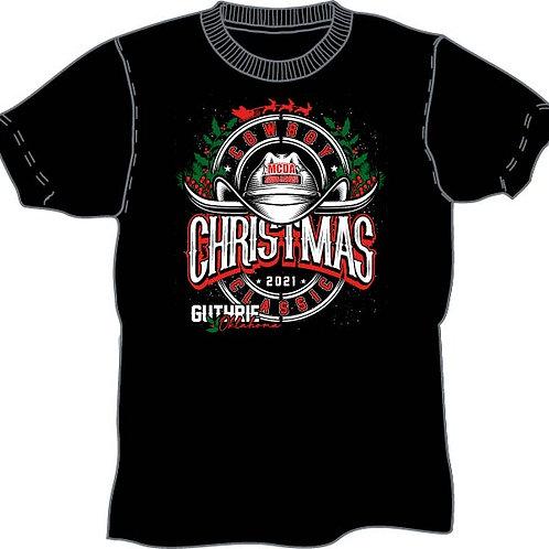 Cowboy Christmas Classic 2021 Event Shirt