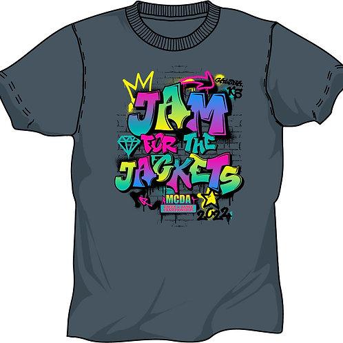Joplin Jam for The Jackets 2022 Event Shirt