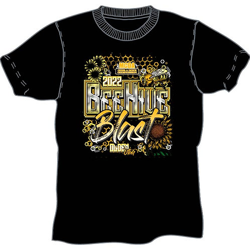 BeeHive Blast 2022 Event Shirt