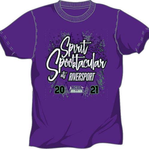 Sprit Spooktacular Oklahoma City, OK 2021 Event Shirt