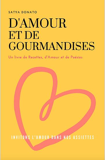 D'Amour et de Gourmandises