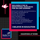 SkillsUSA's TOP 10 educational resources