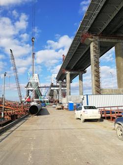 Строительство мостов и тоннелей, строим