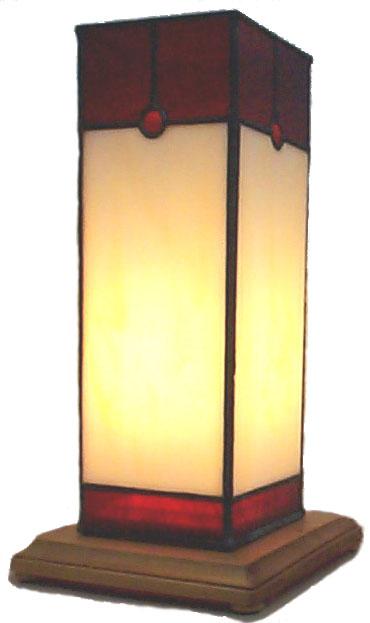 Prarie-style Column Lamp_v2