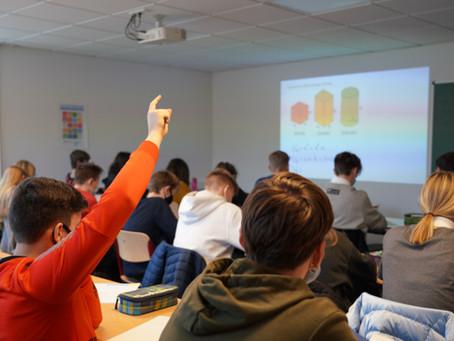 Schulöffnung für alle Klassen