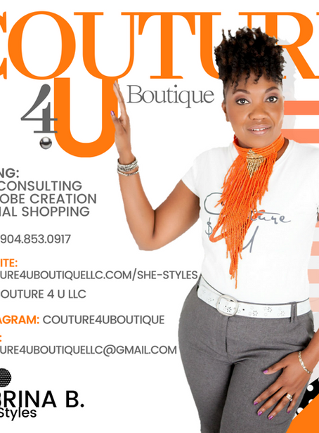 Welcome to Style Solutions w/Sabrina B.