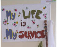 My Life is My Service
