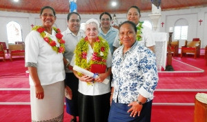 Papal Award Bestowed on Sr Doris