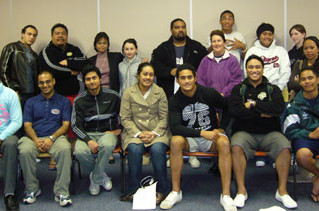 OLR Salesian Youth Leaders at OzBosco
