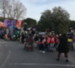 Sfilata carri allegorici 2019