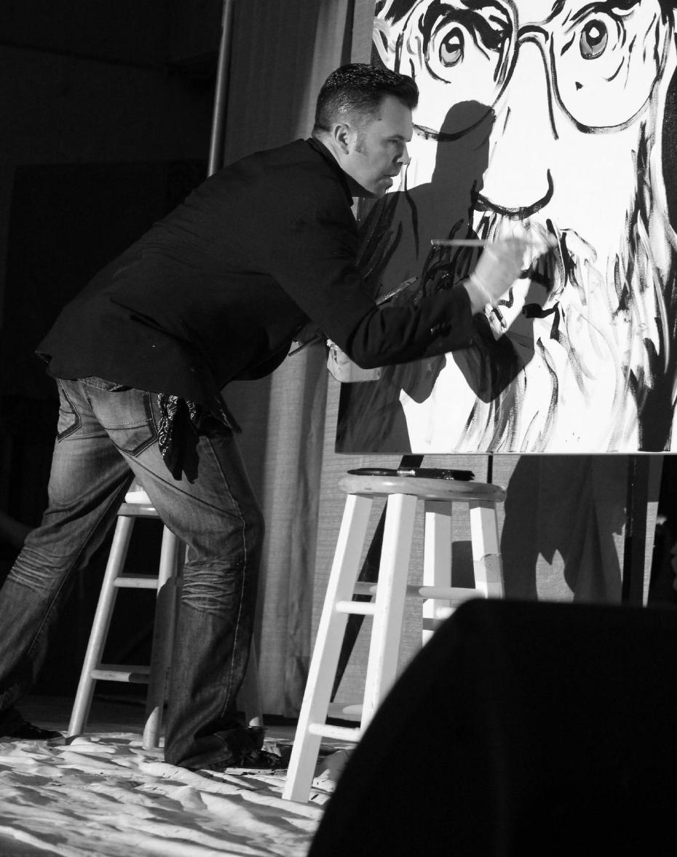 John Jansky Speed Painter