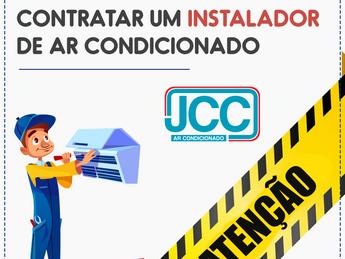 Cuidados na hora de contratar um instalador de ar condicionado
