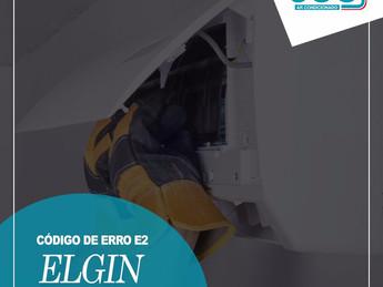 Código de Erro E2 Ar Condicionado ELGIN - Saiba Decifrar