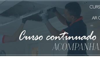 Curso de Instalação e Manutenção de Ar Condicionado - Continuado