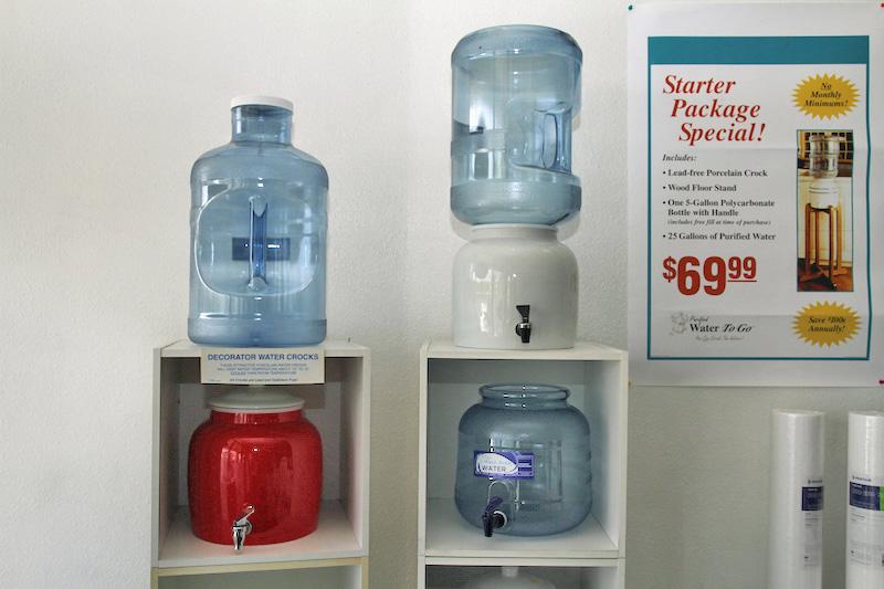 Dispenser Options