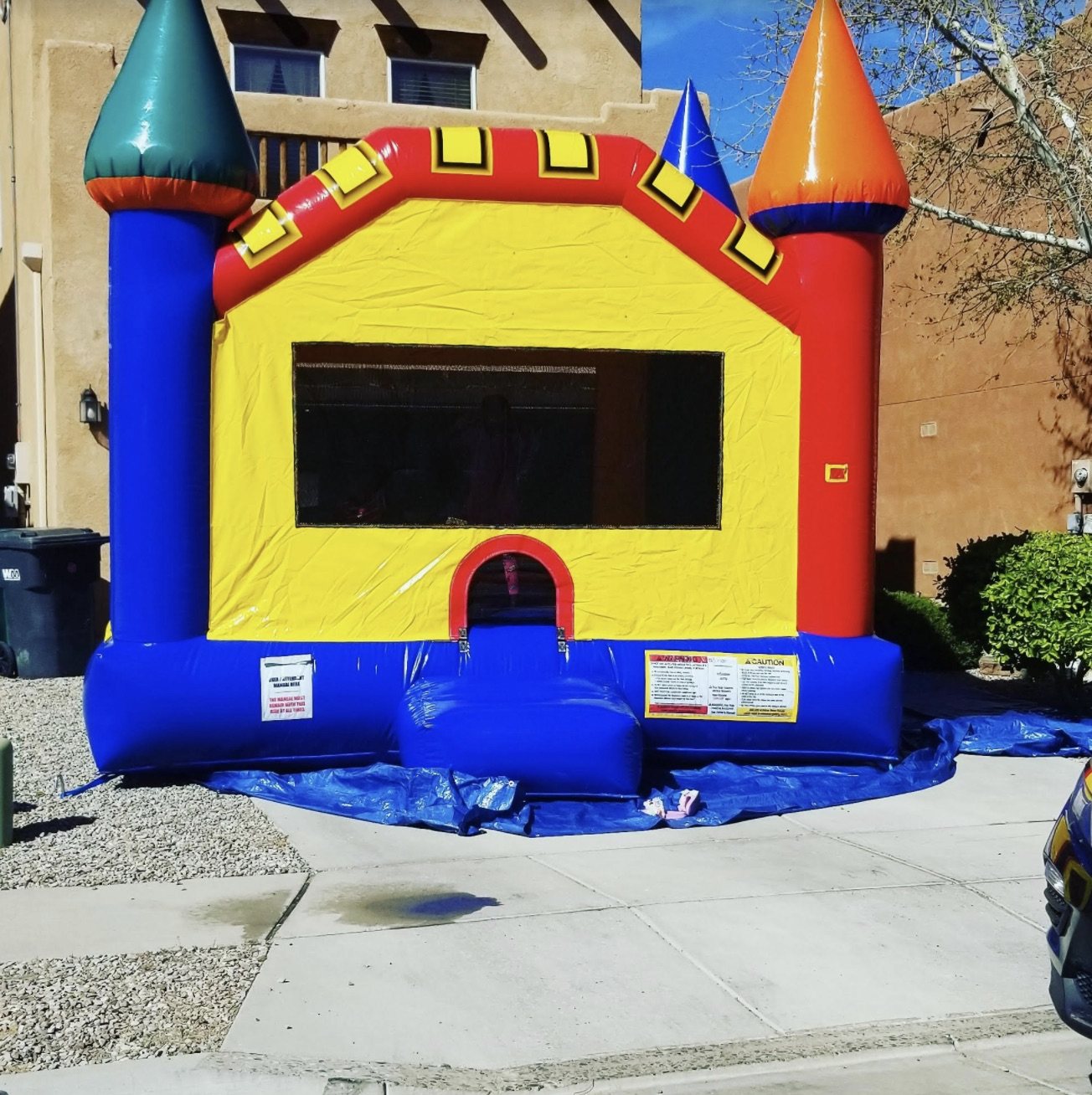 NEW Bouncy House