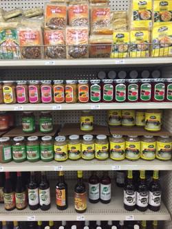Jams & Sauces