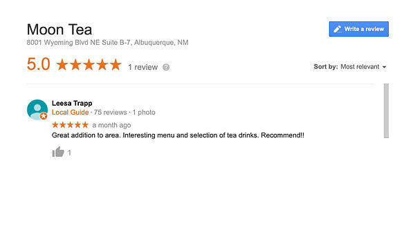 Google Reviews for Moon Tea.jpg