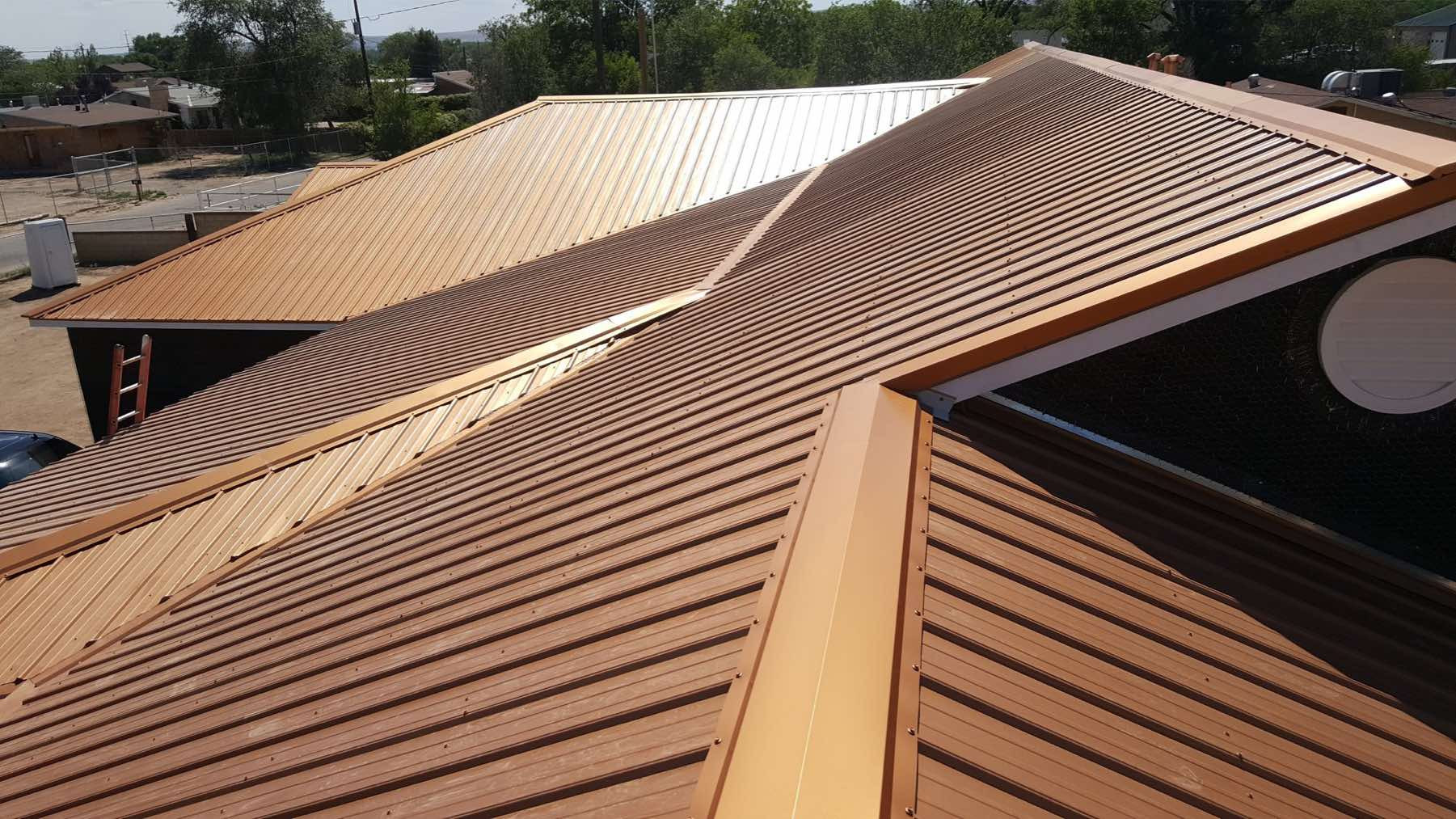 GJ Metal Roof