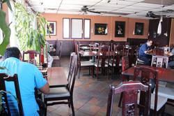 Cafe Da Lat Dining Room Window-side