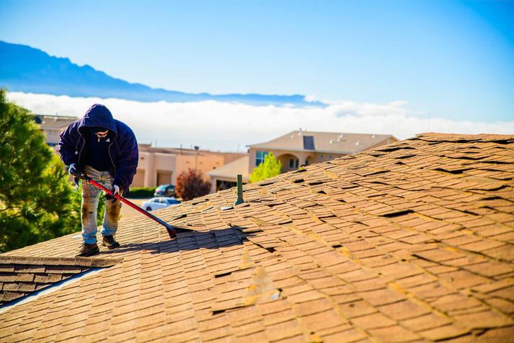 GJ Roofing Prep