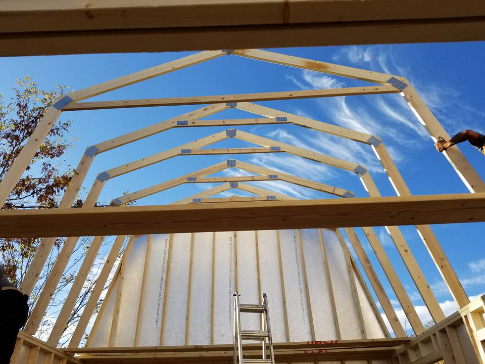 Taurus Roof Joists