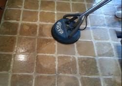 Steam Tile Clean