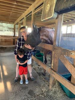 Horses and Children-Holten