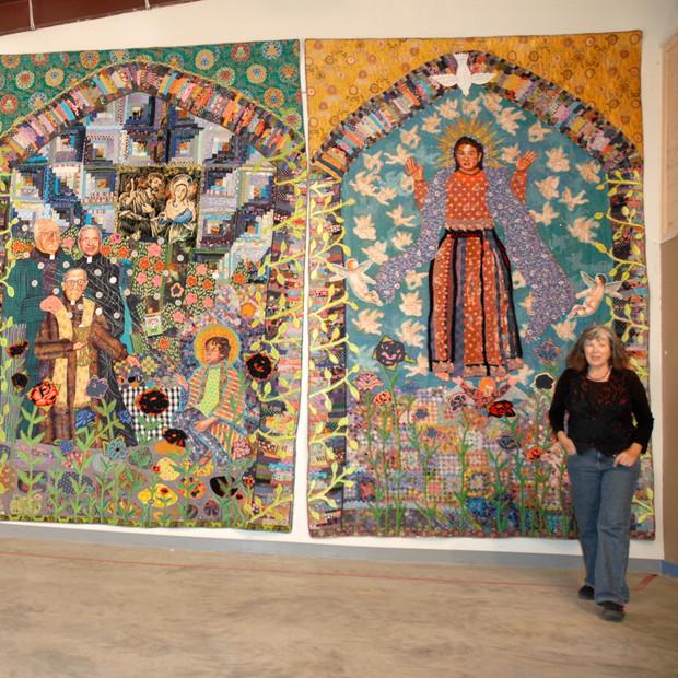 Saint Mary's Triptych
