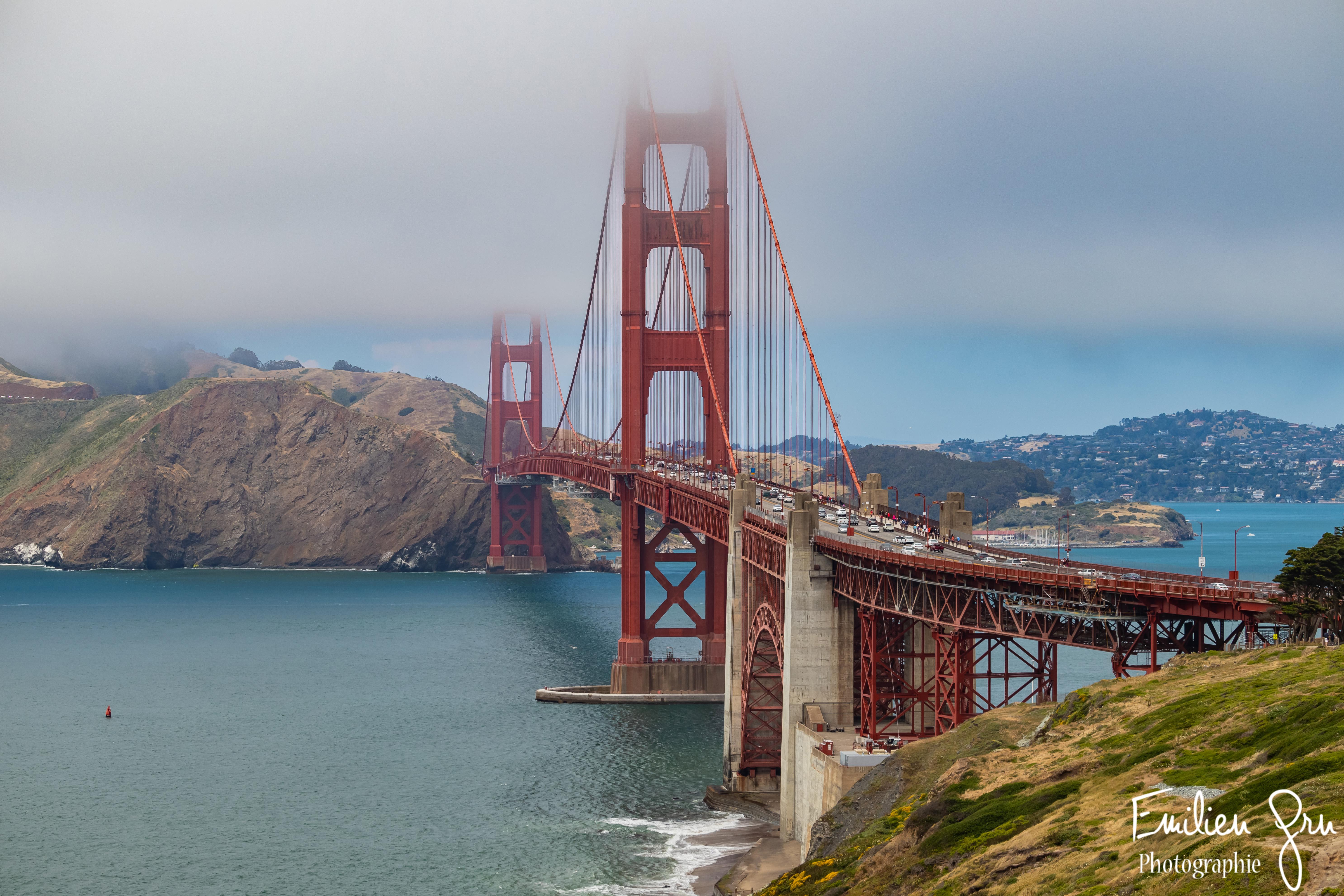 Golden Gate - Emilien Grn Photographie