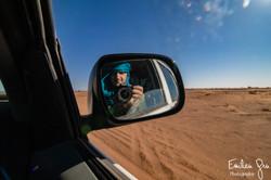 Pick-up dans le Sahara - Emilien Grn Pho