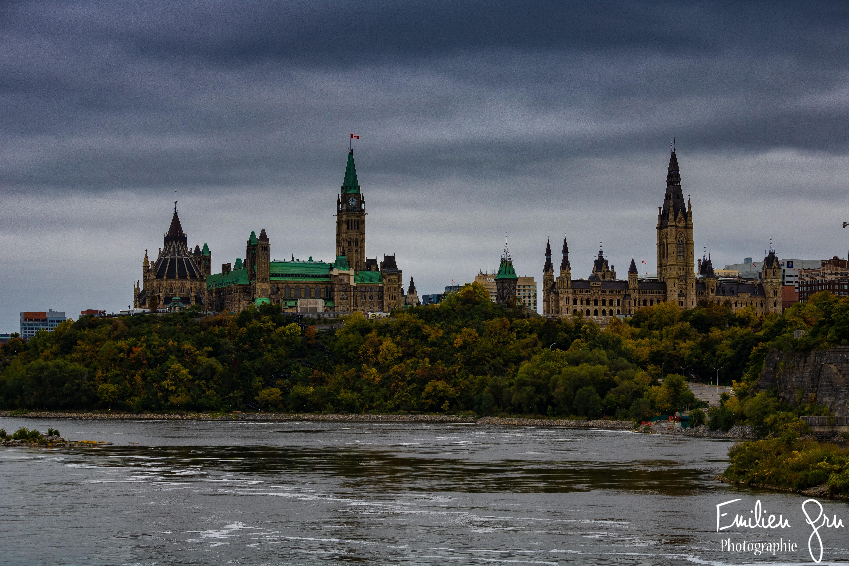 Parlement Ottawa - Emilien Grn Photograp