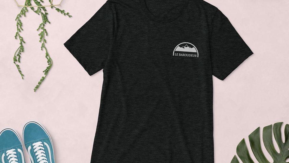 T-shirt Baroudeur à Manches Courtes bio