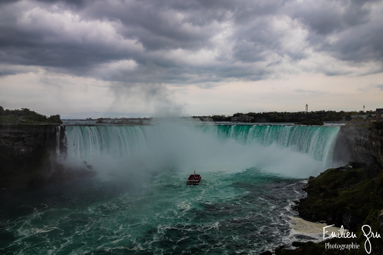 Chutes du Niagara - Emilien Grn Photogra