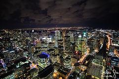 Toronto de nuit  - Emilien Grn Photograp
