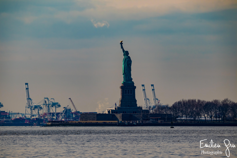 Statue de la Liberté - Emilien Grn Photographie