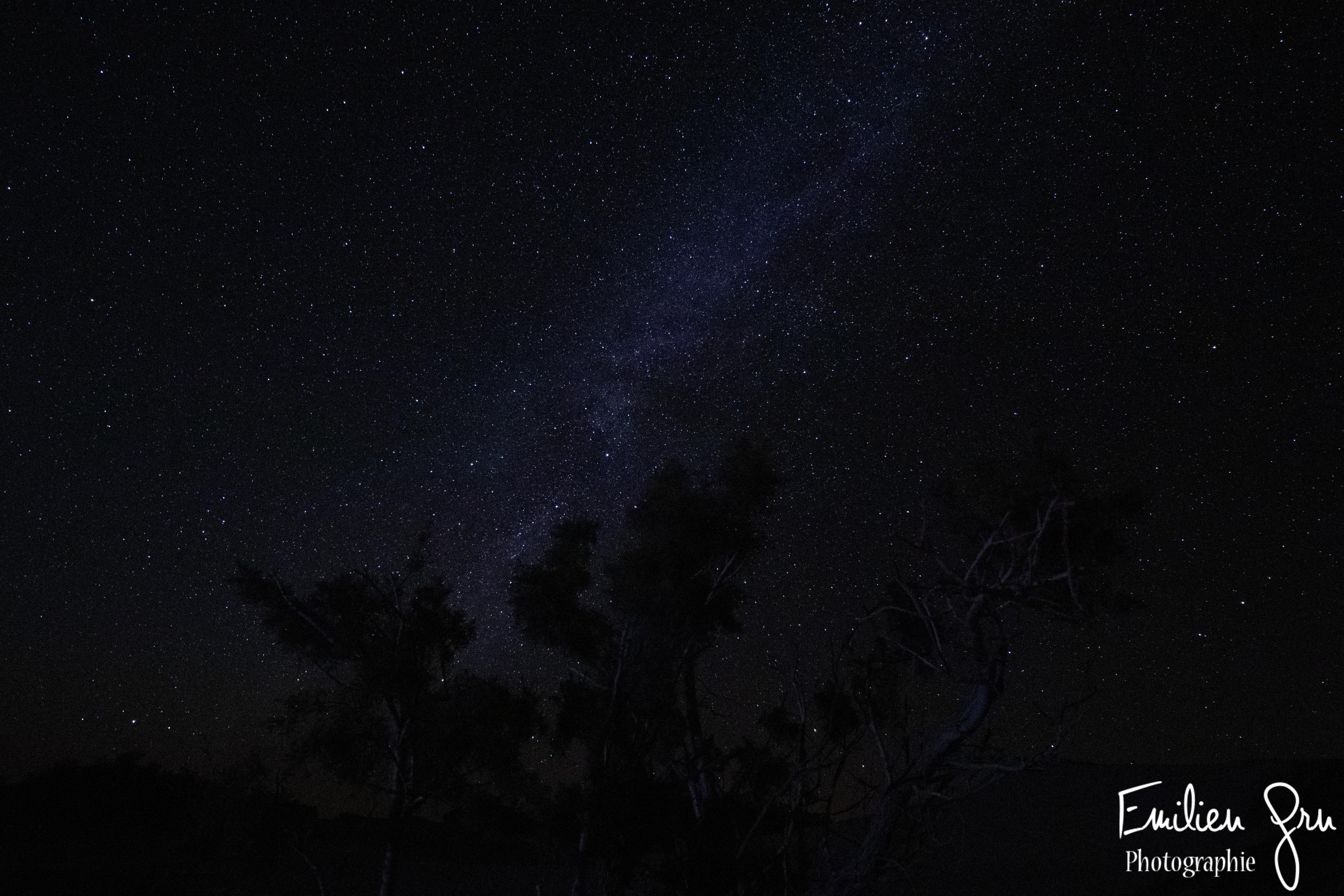La voie Lactée - Emilien Grn Photographi