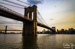 Pont de Brooklyn - Emilien Grn Photographie