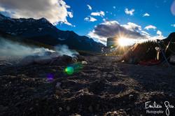 Spray lake - Emilien Grn Photographie