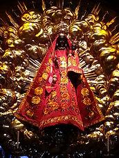 Statua di Nostra Signora Beata Vergine Maria Einsiedeln Svizzera