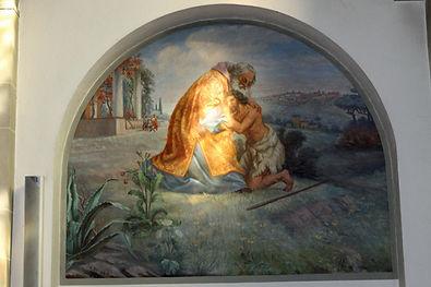Un fils prodigue peint l'église catholique suisse